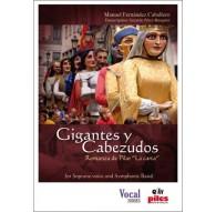 Gigantes y Cabezudos/ Full score A-4