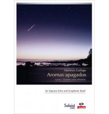 Aromas Apagados/ Full Score A-3