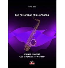 Los Armónicos en el Saxofón   CD Segundo