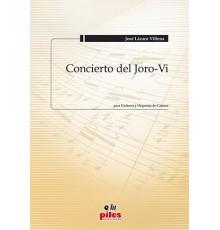Concierto del Joro-Vi/ Red.Pno.