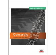 Concertijo for English Horn and Piano