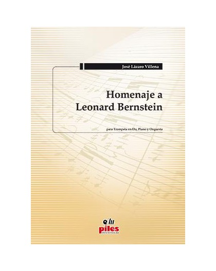 Homenaje a  Leonard Bernstei/ Score &