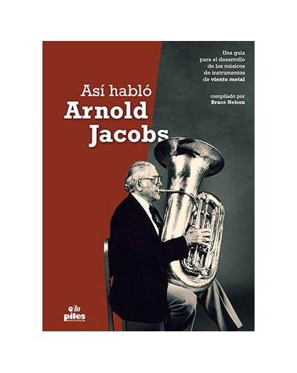 Así Habló Arnold Jacobs