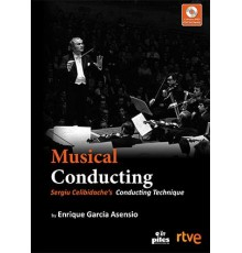 Conducting Sergiu Celibidache?s   DVD