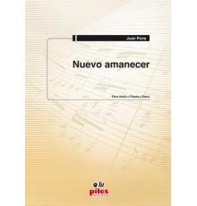 Nuevo Amanecer para Violín o Flauta y