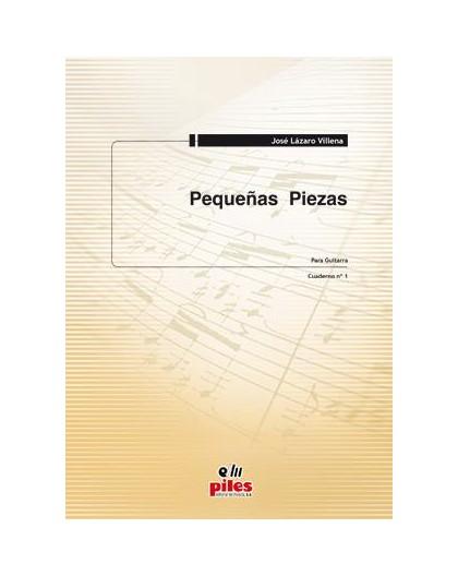 Pequeñas Piezas Cuaderno Nº 1 (Guitarra)