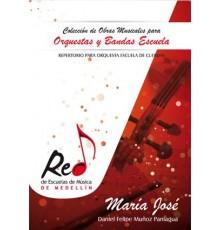María José/ Score & Parts A-4