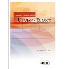 Up?uján - El Loco/ Full Score A-3