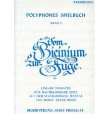 Polyphones Spielbuch Vol.2
