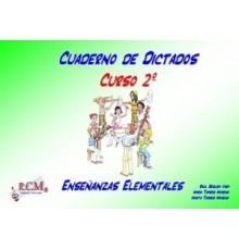 Cuaderno de Dictados 2º Grado Elemental