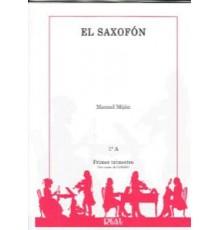 El Saxofón 1º A Grado Elemental