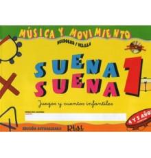Suena, Suena. Alumno 1   CD (4 y 5 Años)