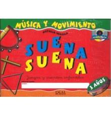 Suena, Suena 3 Años Alumno (Fichas y Lib