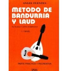 Método de Bandurria y Laúd 1ºNivel por
