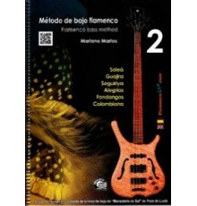 Método de Bajo Flamenco   CD 2