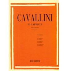 30 Capricci per Clarinetto