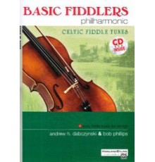 Basic Fiddlers Philharmonic Celtic Fiddl