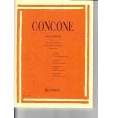 40 Lezioni per Basso o Baritono Op.17