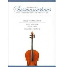 Cello Recital Album Vol. 1