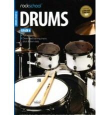 Rockschool Drums Gr. 6   CD (2012-2018)