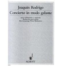 Concierto Galante/ Red.Pno.