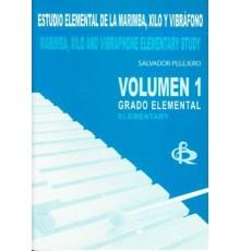 Estudio Elemental de la Marimba, Xilo Vi