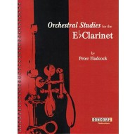 Orchestral Studies for The Eb Clarinet