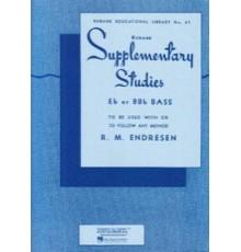 Supplementary Studies Tuba