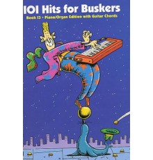 101 Hits for Buskers Book 13