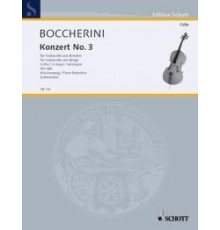Konzert Nº 3 in G-Dur WV 480/ Red.Pno.