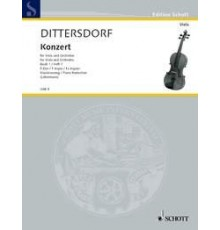 Konzert F-Dur for Viola and Orchestra/ R