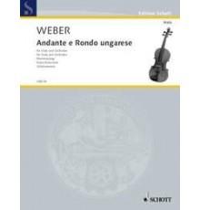 Andante e Rondo Ungarese/ Red.Pno.