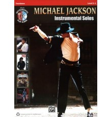Michael Jackson Instrumental Solos   CD/