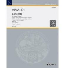 Concerto Nº1  F Dur Op. 10/1 RV 433/ Ful