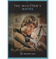 The Musician? s Notes Azul 21 x 15