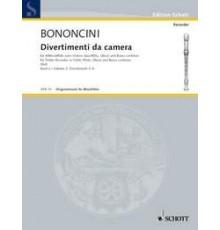 Divertimenti da Camera Vol. II (III-IV)