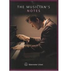 The Musician?s Notes Morado 21 x 15