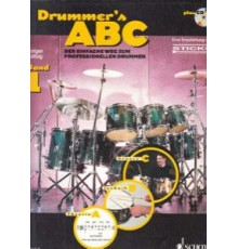 Drummer?s ABC Band 1   CD