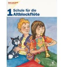 Spiel und Spas Altblockflote Schule 1