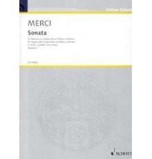 Sonata G-moll Op. 3/4
