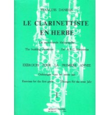 Le Clarinettiste en Herbe Vol. 1