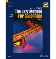 The Jazz Method for Saxo Tenor (English)