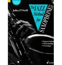 The Jazz Method for Alt Sax   CD Vol. 1