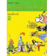 Die Fröhliche Klarinette Spielbuch 2