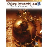 Popular Christmas Songs Clarinet Level 2