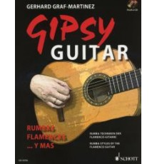 Gipsy Guitar Rumbas Flamencas y Más   CD