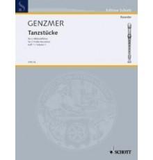 Tansztücke Heft 1. Dance Pieces