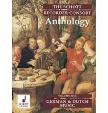 Recorder Consort Anthology Vol. Five