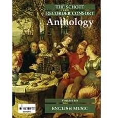 Recorder Consort Anthology Vol. Six