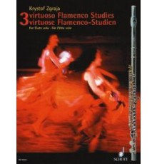 3 Virtuoso Flamenco Studies